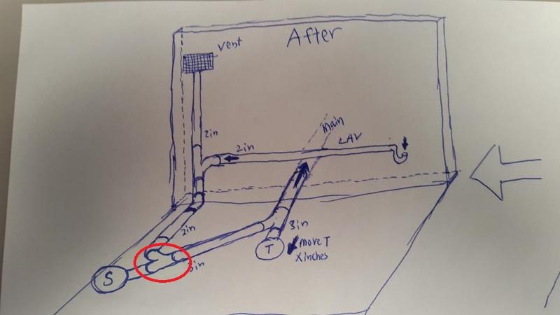 Adding new shower drain to toilet drain? w layout pics-20150211_161535_zpsyeiaugww.jpg