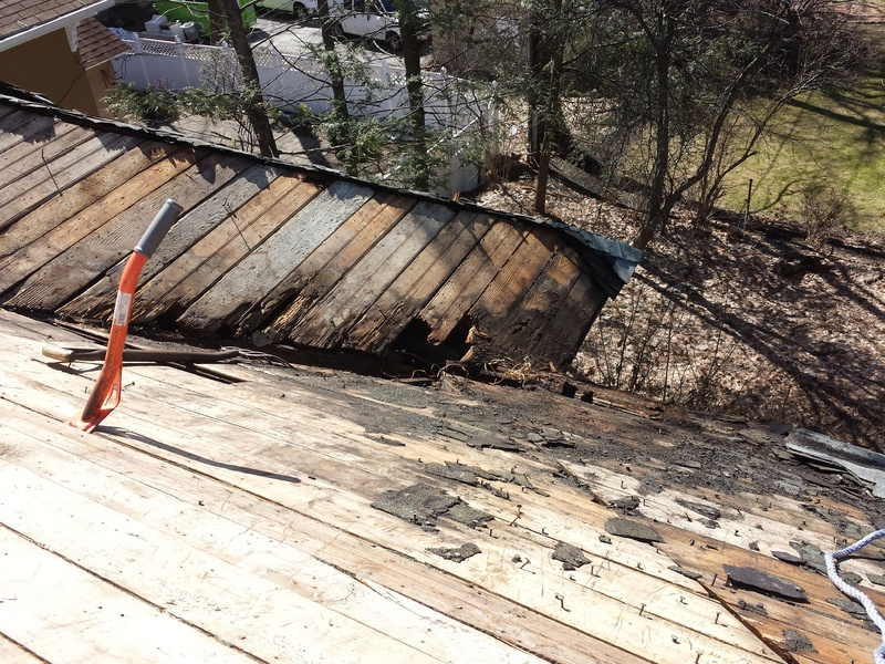 Hip Roof Rafter Rot Building Amp Construction Diy