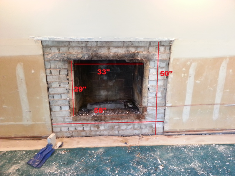 How To Replace A Fireplace