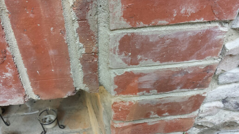 Cleaning Excess Mortar Off Bluestone And Brick - Concrete ...