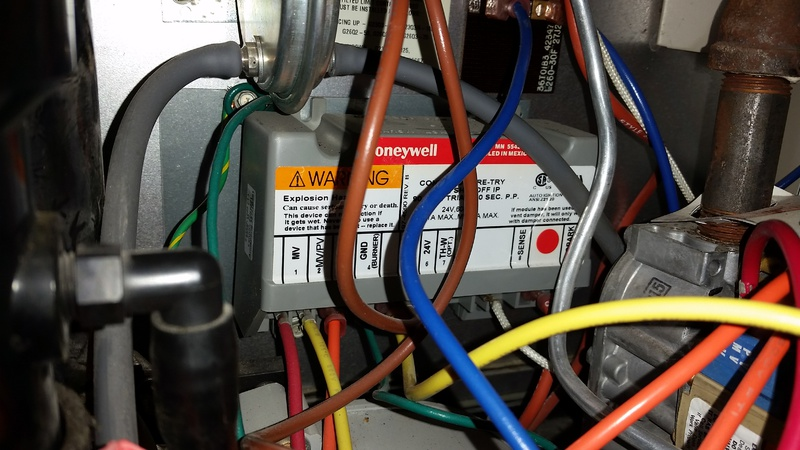 Lennox Natural Gas Furnance Delayed Ignition - HVAC - DIY Chatroom ...