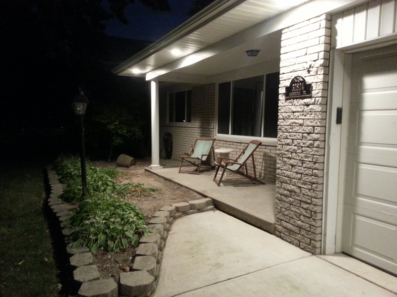 Outdoor Soffit Lights Recessed - Outdoor Designs