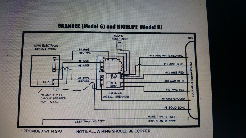 hot tub sub panel - electrical - diy chatroom home ... breaker sub panel wiring diagram