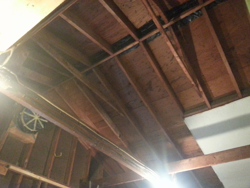 Garage Ceiling Framing... Any Ideas? 20160118_162752