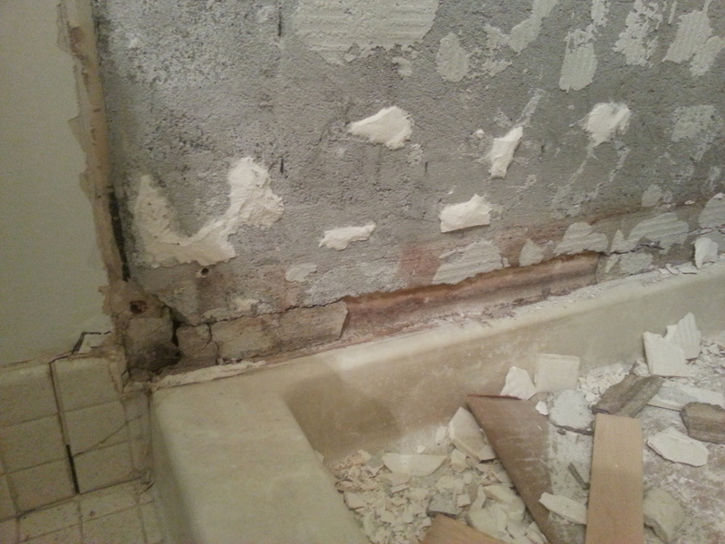 Replacing Shower Tile... Can I Reuse Cement Backing Over Wire Mesh Behind Tile?-20160207_181139.jpg