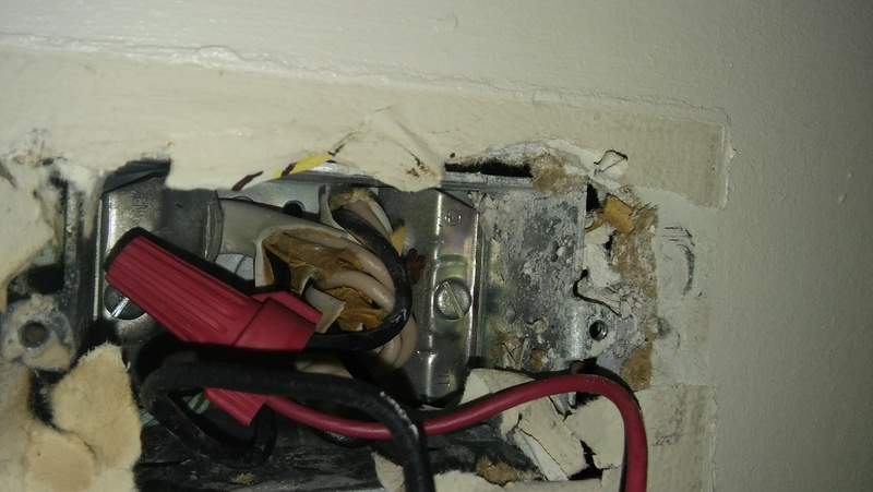 I changed light switch now no power in 2 rooms-20160427_164506.jpg
