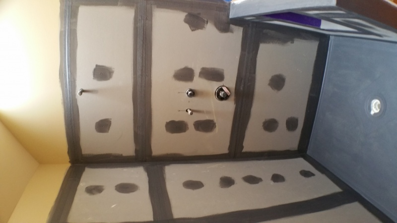 Genial Proper Layers Of Drywall/backer Board In Shower/bathroom 20160623_092555