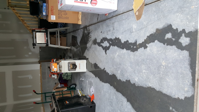 Water In Garage Concrete Stone Amp Masonry Diy Chatroom