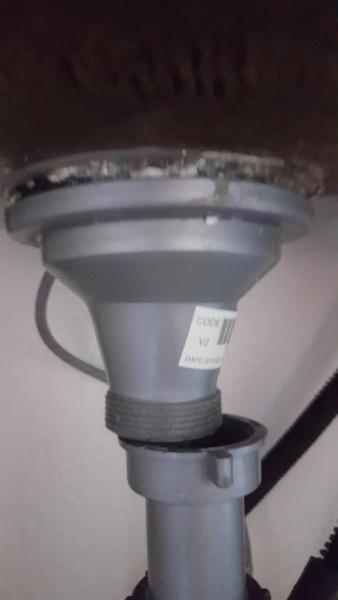 Basket strainer leaking-20160928_144749_1475088797473.jpg