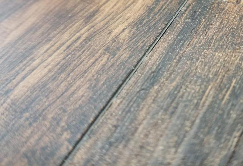 Gaps In Click Together Vinyl Flooring Flooring Diy