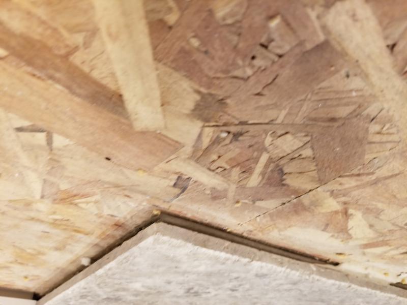 Missing cement board at stone floor edges flooring diy