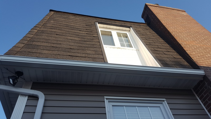 Venting Question In Attic With Mansard Roof Roofing Siding Diy Home Improvement
