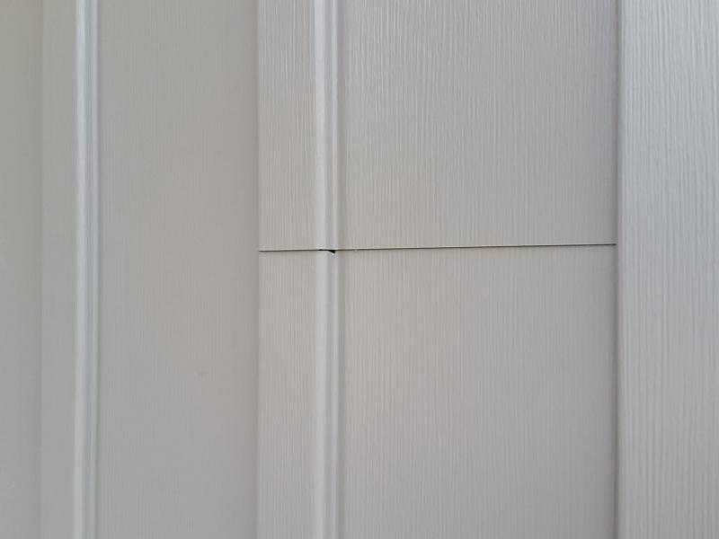Board Amp Batten Vinyl Siding Overlapping Roofing Siding