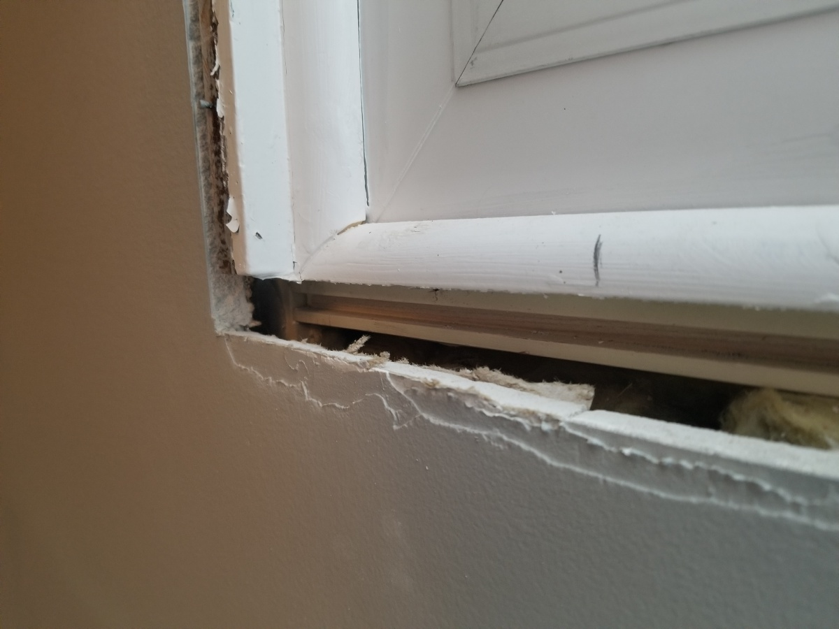 20171029_104147 How To Replace This Interior Window Stool / Sill  ??? 20171029_104246