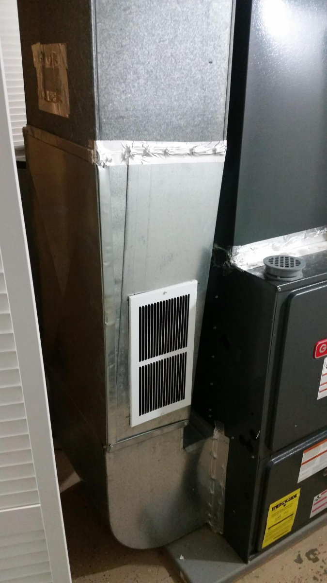 Goodman Furnace Pressure Switch Stuck Open HVAC Page 3