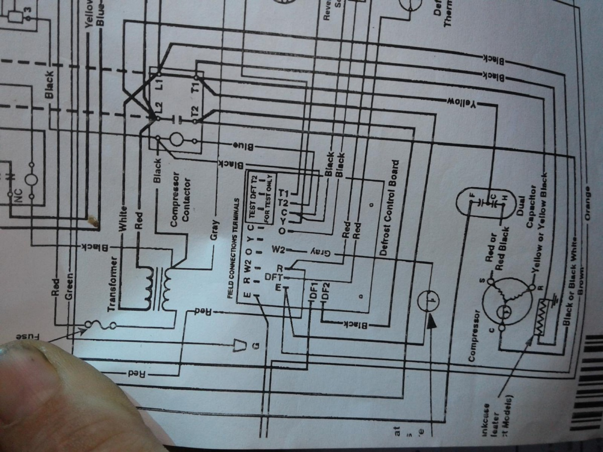 Wiring Diagram  Board - Hvac
