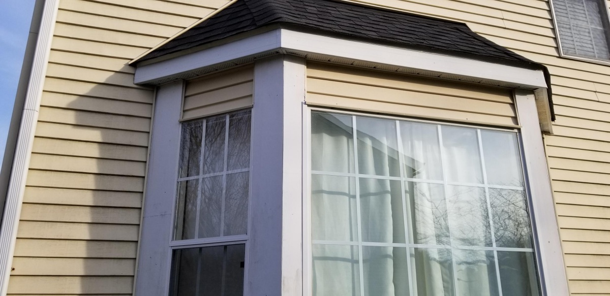 Bay Window Exterior Trim - Carpentry - DIY Chatroom Home Improvement ...