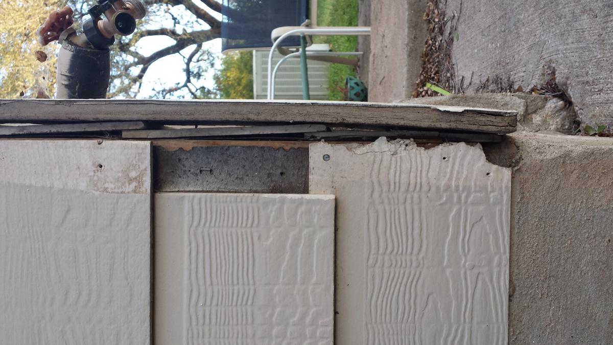 Trim On Fiber Cement Siding Roofing Siding Diy Home