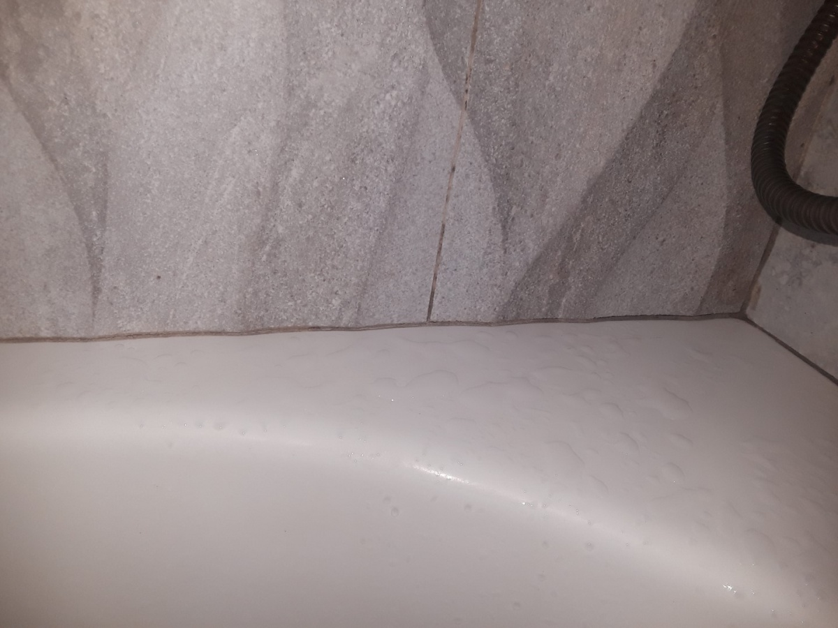 Alcove Tub Leaking From Wall Flange - Plumbing - DIY Home ...