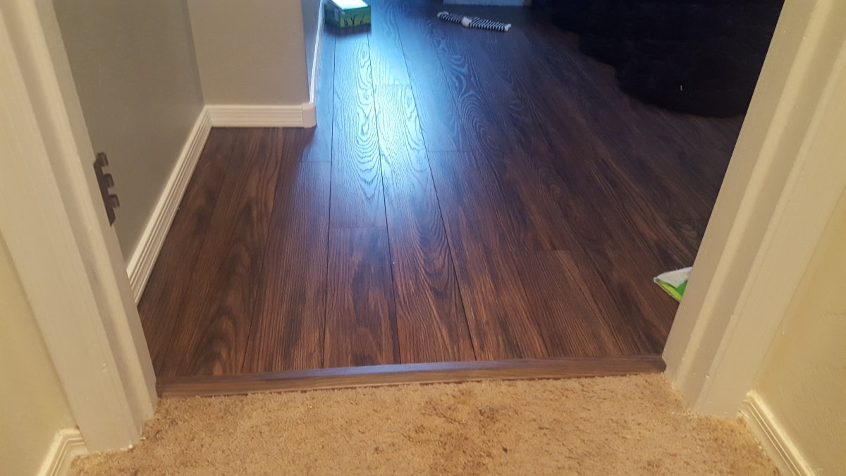 Laminate Floor Gap Flooring Diy Chatroom Home Improvement Forum