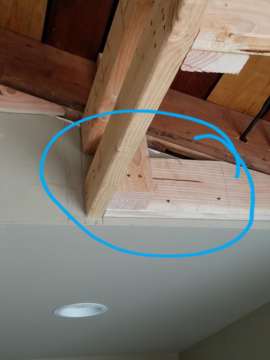 Is This Framing Done Correctly? - Building & Construction - DIY ...