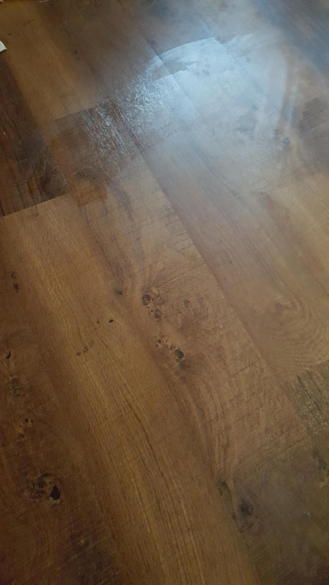 Rejuvenate Floor Restorer On New Laminate Flooring Diy Chatroom