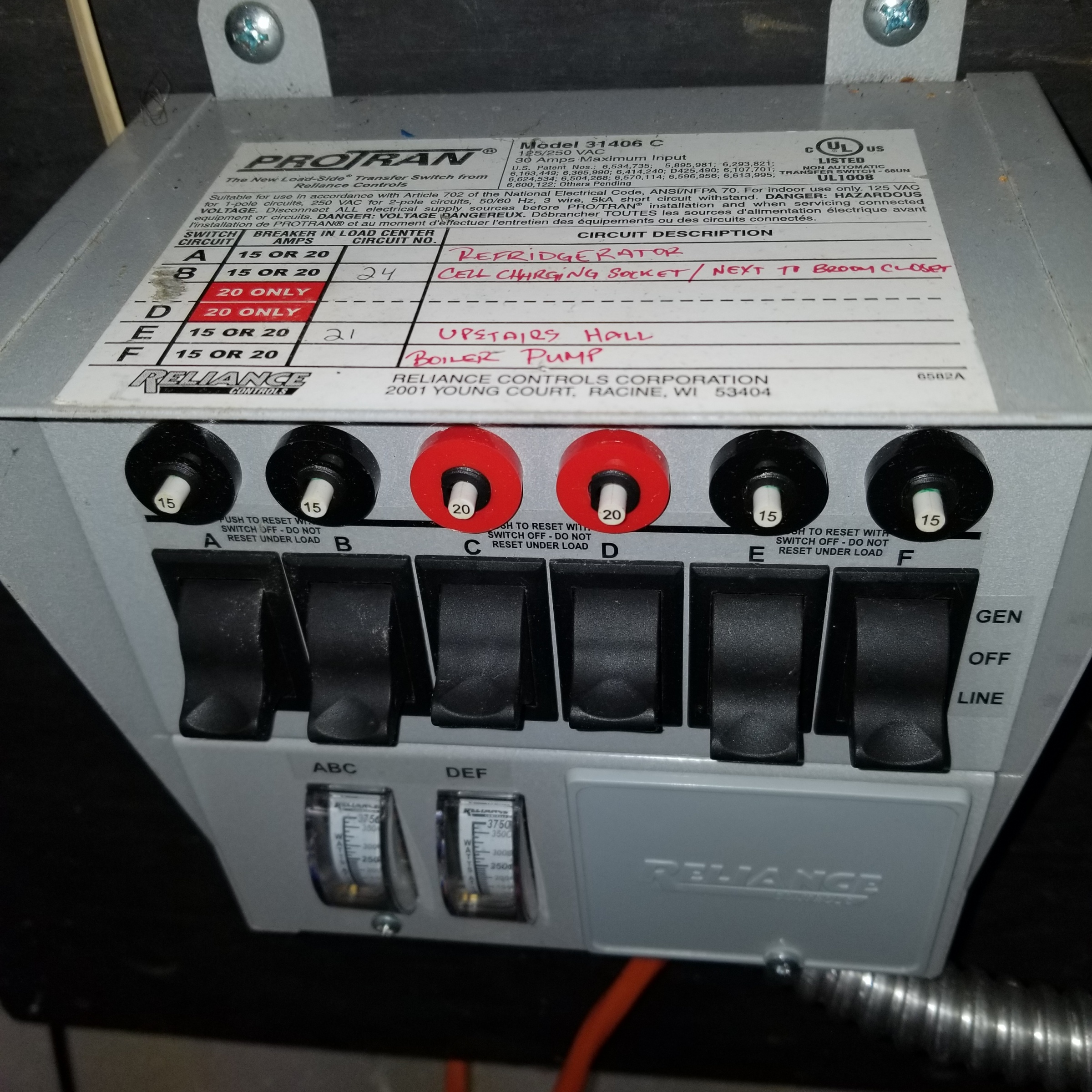 Generator Transfer Switch - Need some advice for setup-20181013_202817.jpg