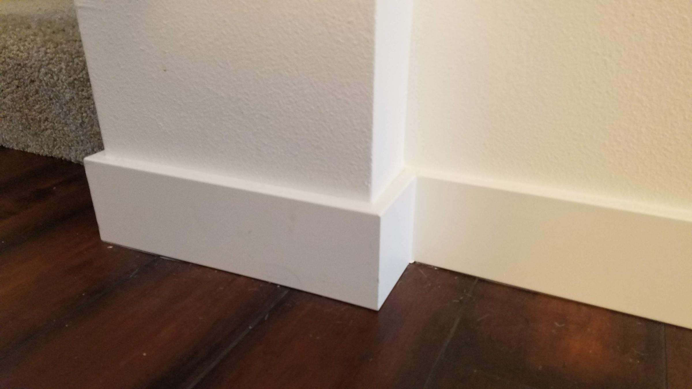 Base Molding Mdf Or Wood Cut