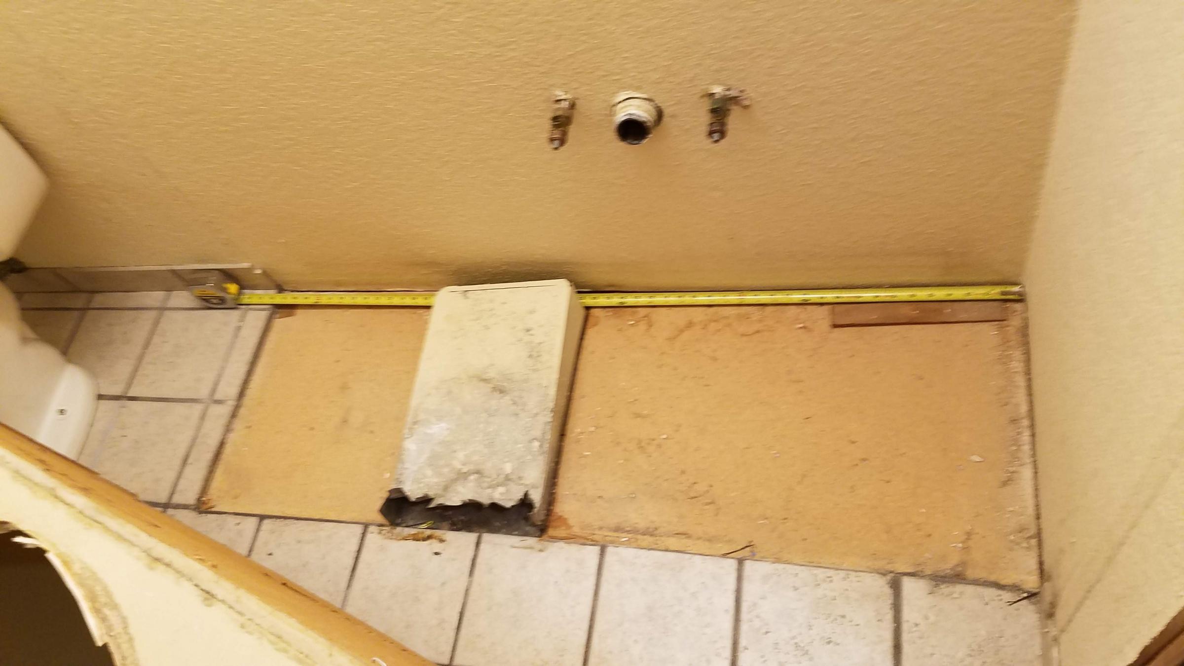 How do I replace existing bathroom vanity?-20181030_184702.jpg
