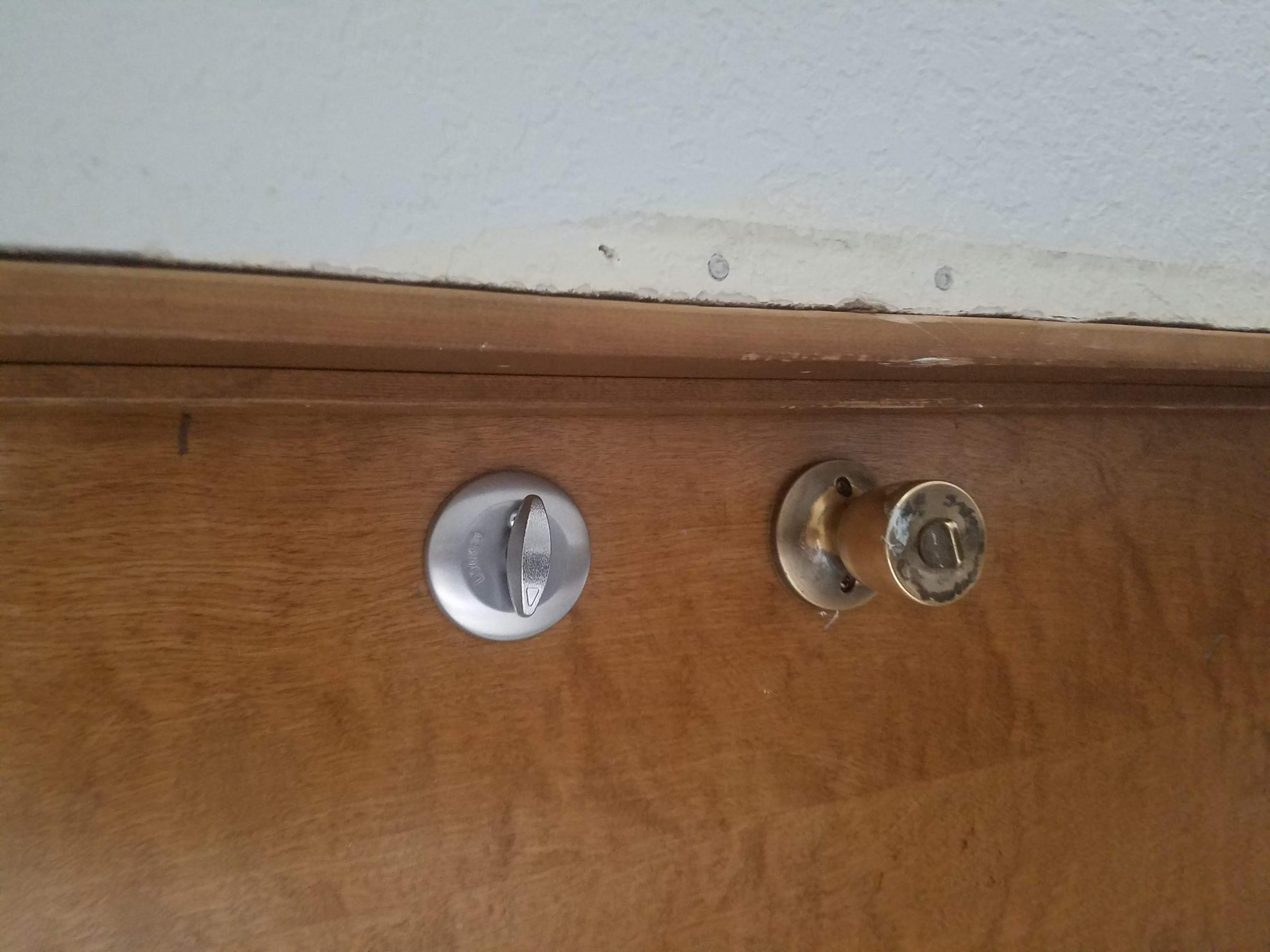 Installing Garage Entry Door.  Fire rated door needed?-20190606_112233.jpg