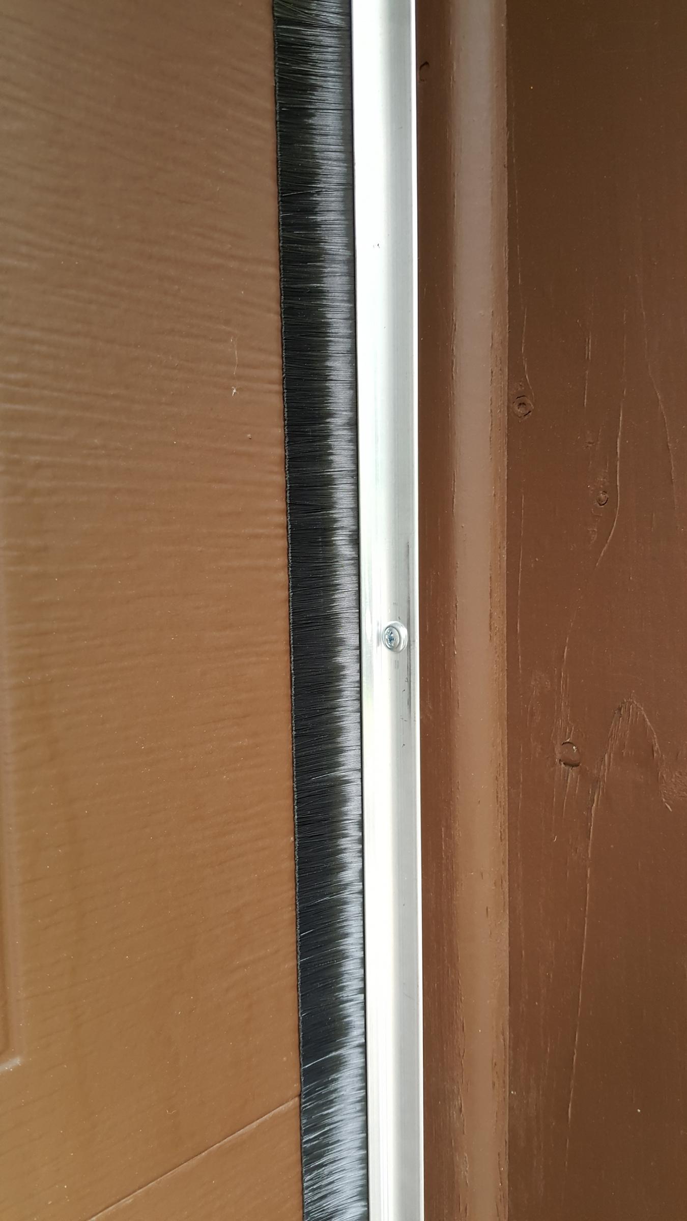 garage door insulation - fad or it works?-20190715_115810.jpg
