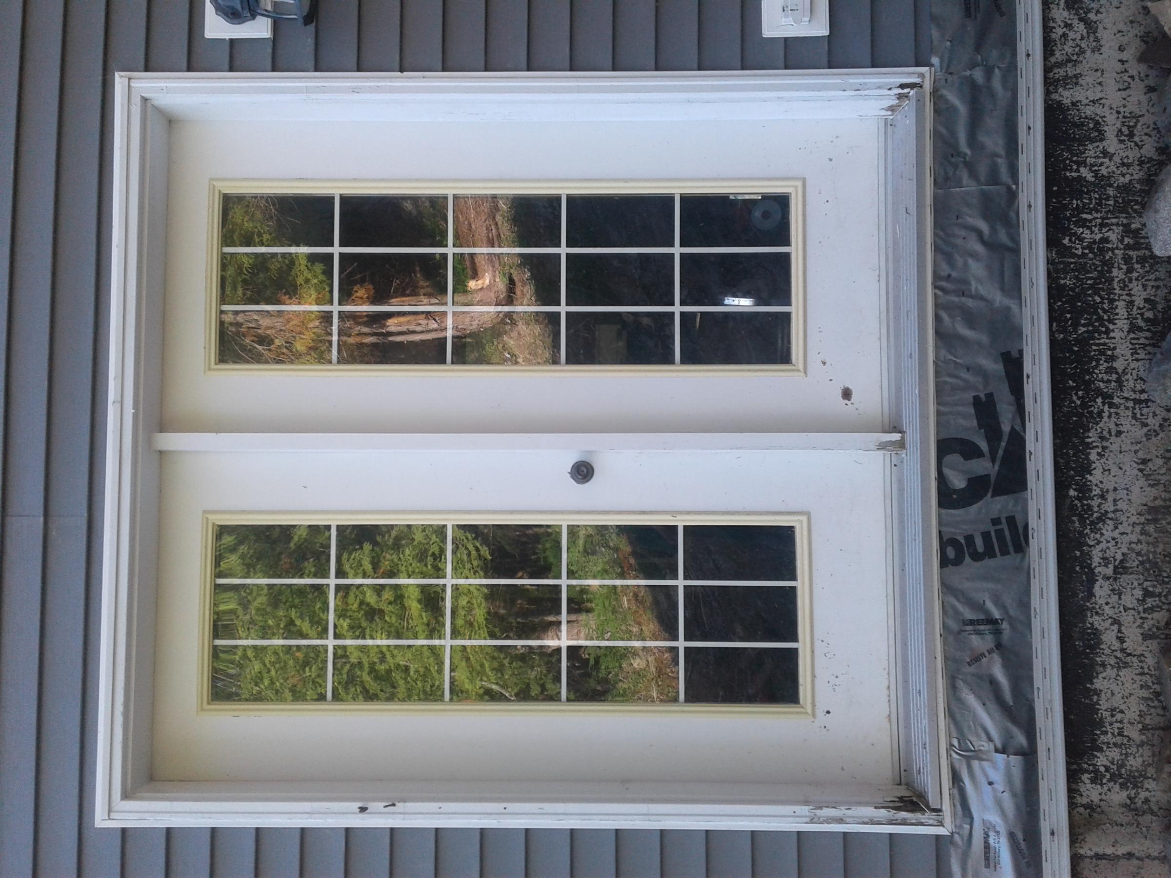 Removing double door installing sliding door-20190804_180115_1565448063124.jpg
