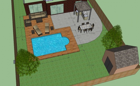 The Ultimate DIY Project - A Pool!-22backyard.jpg