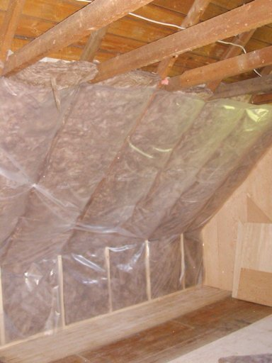 ... 100 Year Old House U0026amp; Insulation 24 Wall Insulation 1.