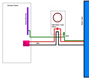 Is This How I Wire A 240v Timer? - Electrical - DIY ...