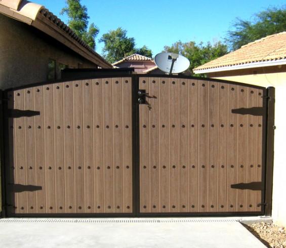 Home Design Gate Ideas: RV Access Driveway. Design Ideas.