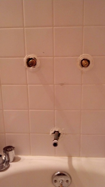 Marvelous Vey Low Water Pressure In Tub/shower 2a