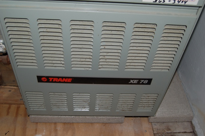 Trane Xe78 - Hvac