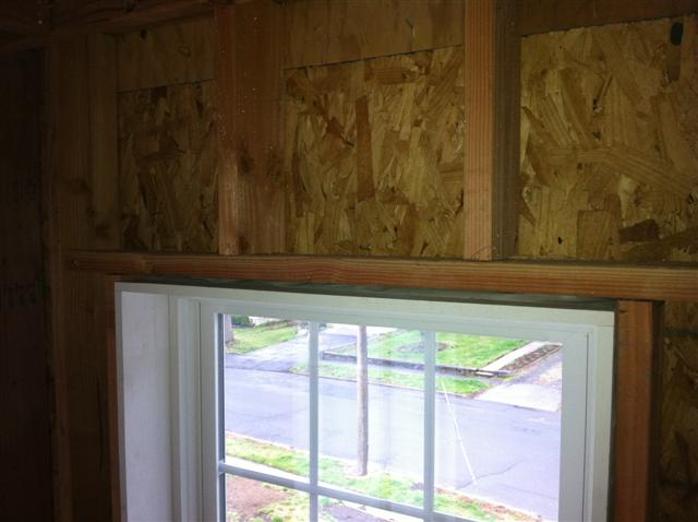 2x6 Window Header Question Building Amp Construction Diy