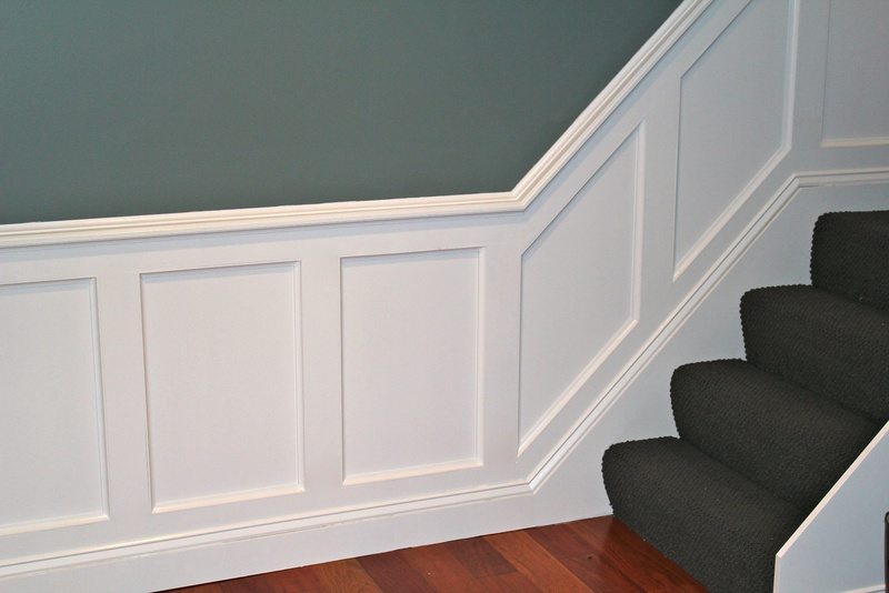Wainscoting On Plaster Walls Carpentry Diy Chatroom