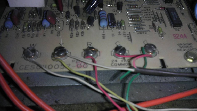 Carrier 58 RAV Furnace Problem ? - HVAC - DIY Chatroom Home