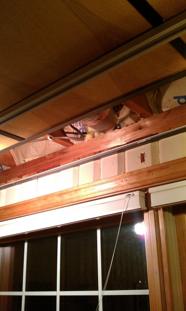 Is this fiberglass insulation safe (touching heating duct)?-3.jpg