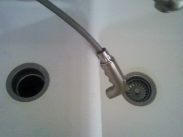 Kitchen Faucet Sprayer Does Not Work Already Replaced Diverter