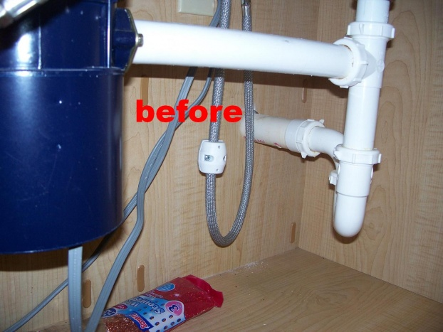 Bathroom Sinks Not Draining bathroom sink: what if p-trap, drain pipe are not in alignment