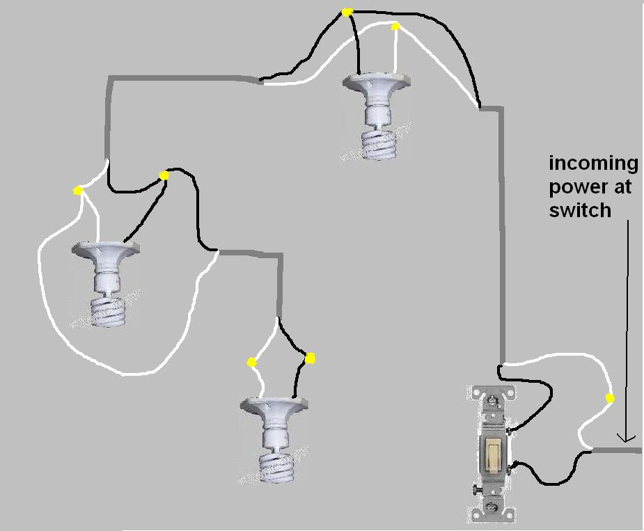 Wiring Light Fixture That Has 2 Sets Of Wires - Trusted Wiring Diagram •