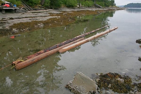 Gulf Island Building.-3-logs-.jpg