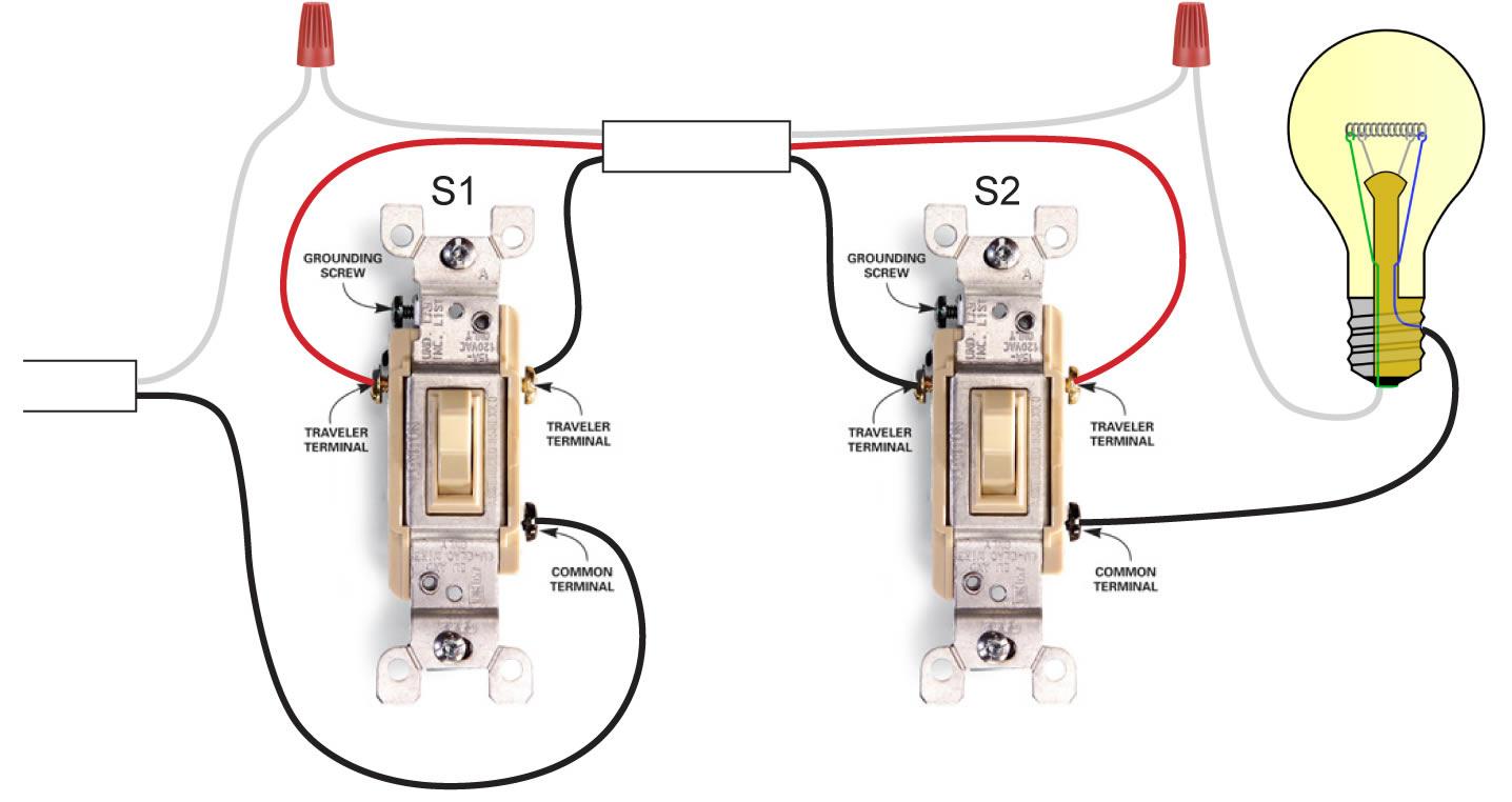 3 Way Circuit Won U0026 39 T Illuminate - Electrical