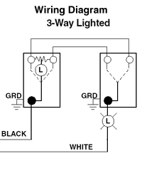 leviton lighted 3 way rocker switch works but does not illuminate rh diychatroom com wiring a light switch diagram wiring a light switch circuit