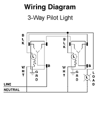Wiring Diagram For Three Way Switches With Pilot Light Diy Home Improvement Forum