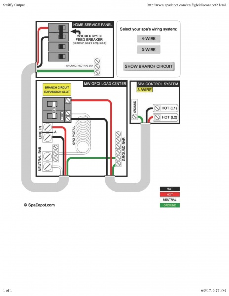 cat 4 wire diagram 4 wire diagram hot tub spa wiring - electrical - diy chatroom home improvement forum